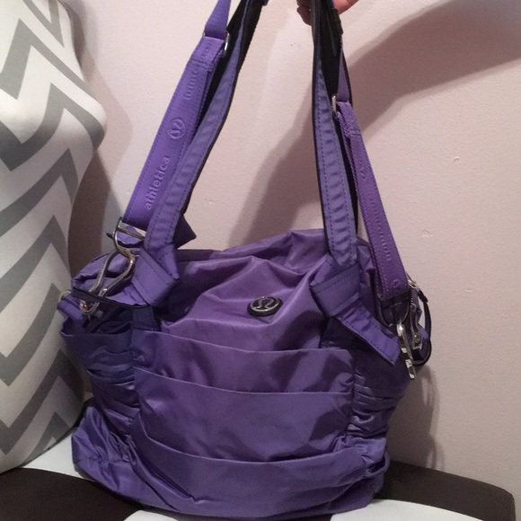 lululemon athletica Handbags - Lululemon Gym/travel bag